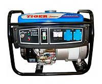 Генератор Tiger TG3700E (2.5-2.7 кВт, бензин, 1 фаза, стартер)