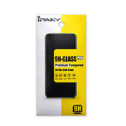 Захисне скло HUAWEI P Smart iPaky Full Glue (0.3 мм, 3D) біле