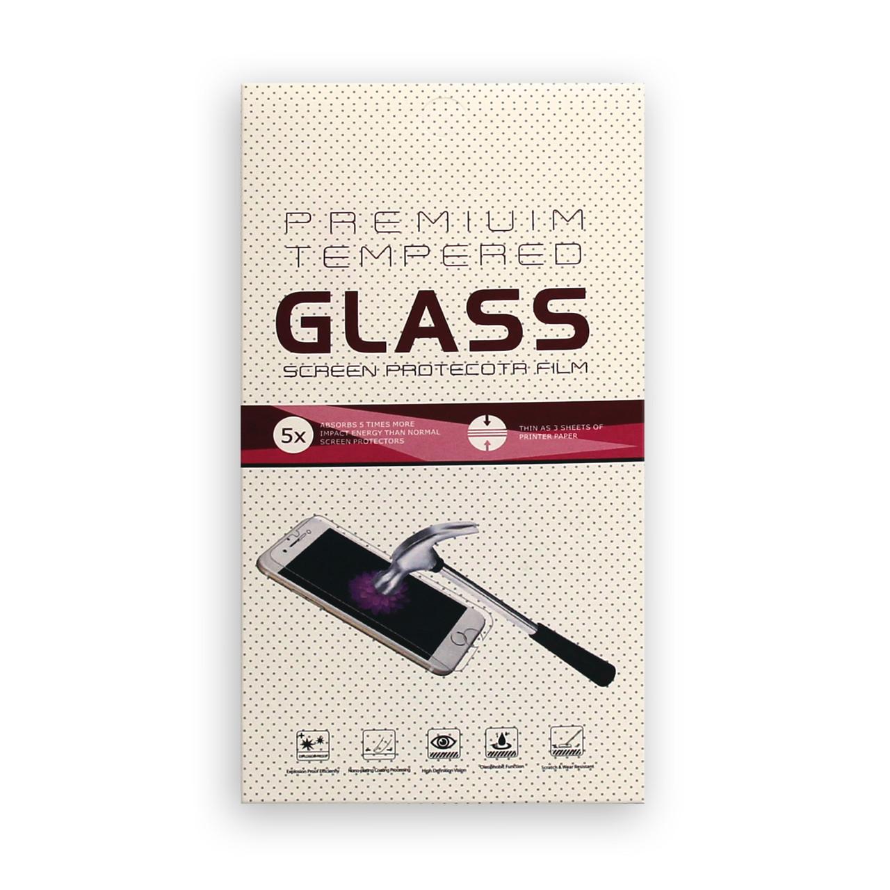 Защитное стекло SAMSUNG i8262 закаленное (0.3мм, 2.5D с олеофобным покрытием)