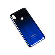 Задня кришка MEIZU M9 Note синя