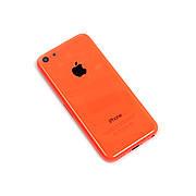Корпус APPLE iPhone 5C червоний