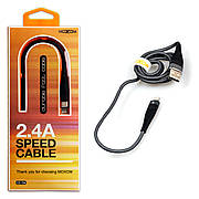 Кабель USB-Lightning MOXOM CC-34
