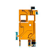 Шлейф LG GD510 с компонентами