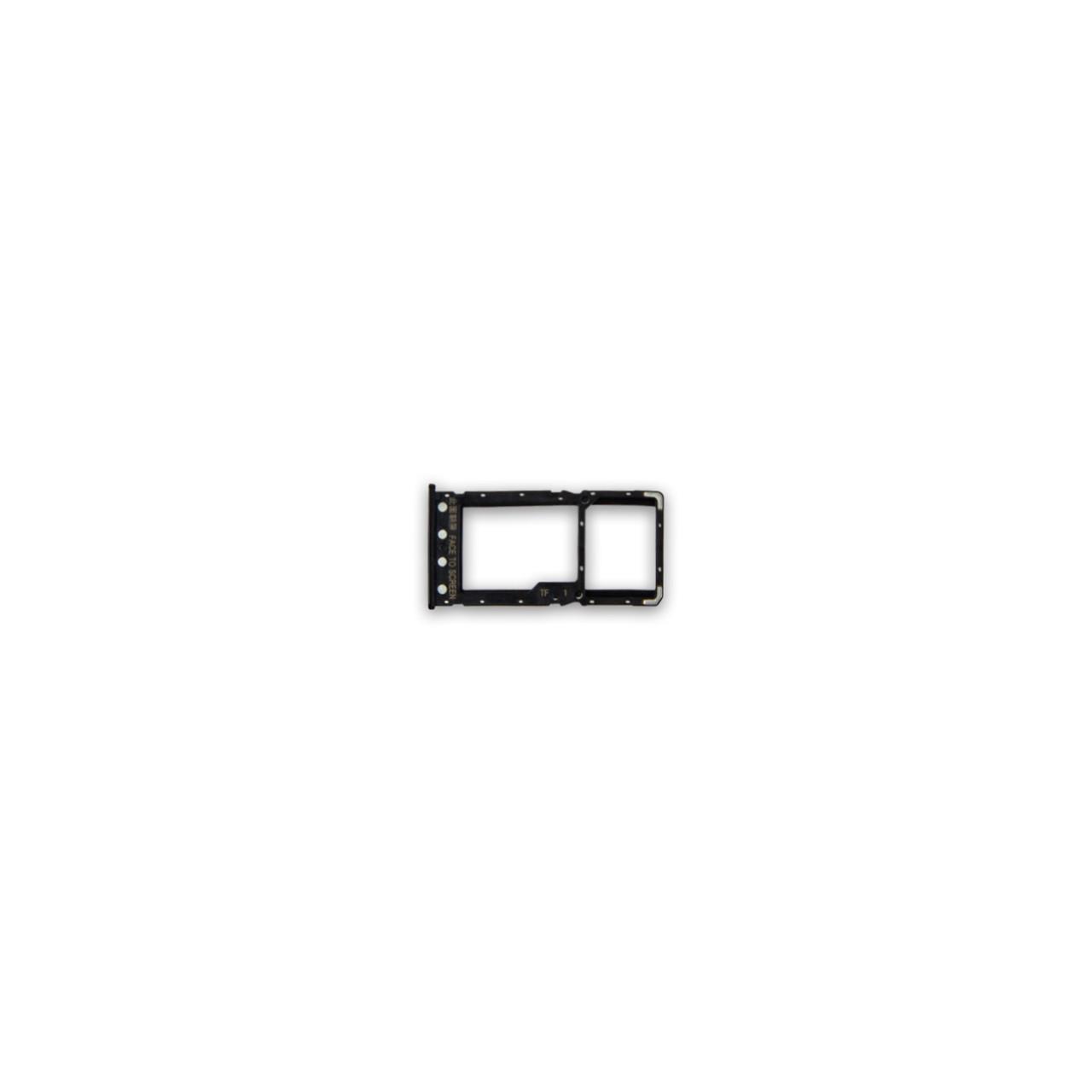 SIM-держатель XIAOMI Redmi 6/6A черный