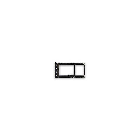 SIM-держатель XIAOMI Redmi 6/6A черный, фото 2