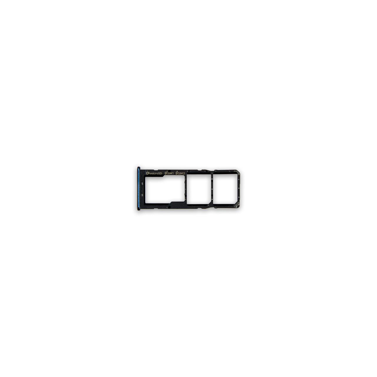 SIM-тримач SAMSUNG A750 чорний