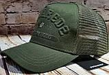 Мужская женская бейсболка кепка дискваред с сеткой, фото 2