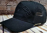Мужская женская бейсболка кепка дискваред с сеткой, фото 3
