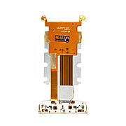 Шлейф LG KE970 с компонентами