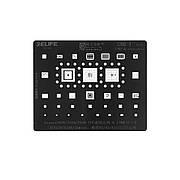 Трафарет BGA RELIFE RELIFE RL-044 SAM4 SAM CPU 0.12 MM