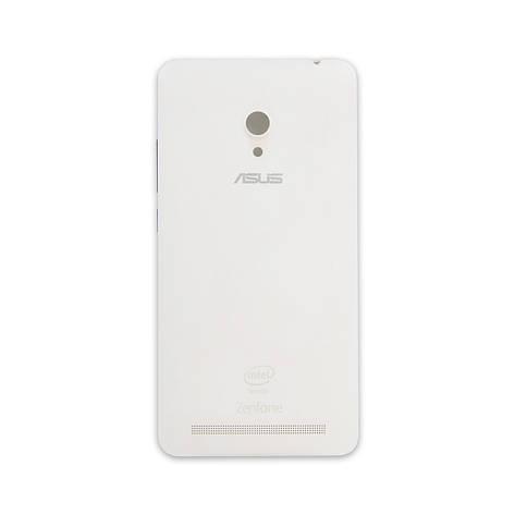 Задняя крышка ASUS Zenfone 6 белая (Б/У), фото 2