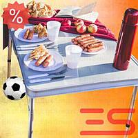 Столик на пикник Folding table садовый раскладной стол складной туристический походный для отдыха в лес на