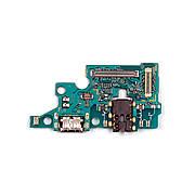 Нижня плата SAMSUNG A715 Galaxy A71 (2020) з системним роз'ємом