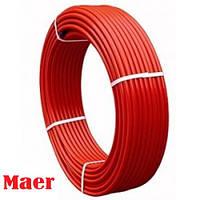 Maer Труба для теплого пола PEX-B д.16х2,0 с кислородным барьером (100)
