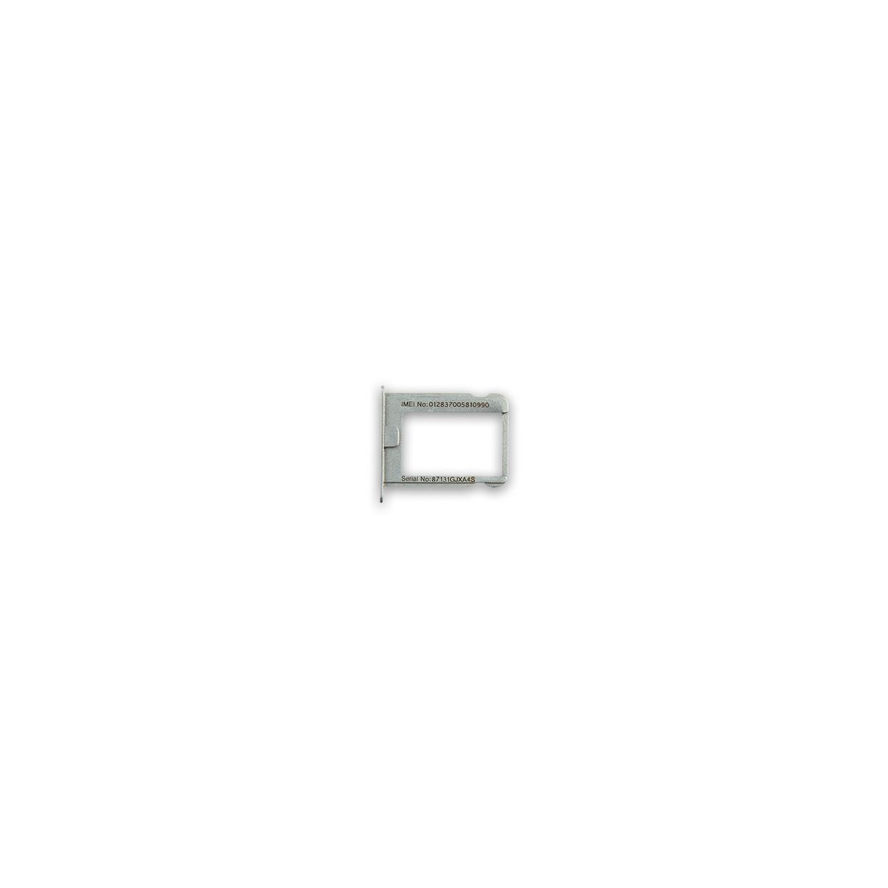 SIM-держатель APPLE iPhone 4/4S светло-серый
