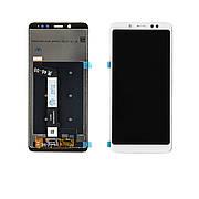 Дисплей XIAOMI Redmi Note 5/Note 5 Pro c білим тачскріном