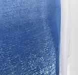 Готовий комплект штор монорей з підхватами 150х270 з тюлем кристалон 400х270 Колір Блакитний, фото 10
