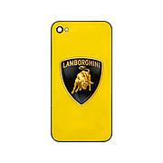 Задня кришка на APPLE iPhone 4G Lamborghini