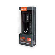 АЗУ USB LDNIO CM11 Auto-ID 5.1A 2в1 (адаптер + кабель USB-Micro USB) 3 Ports