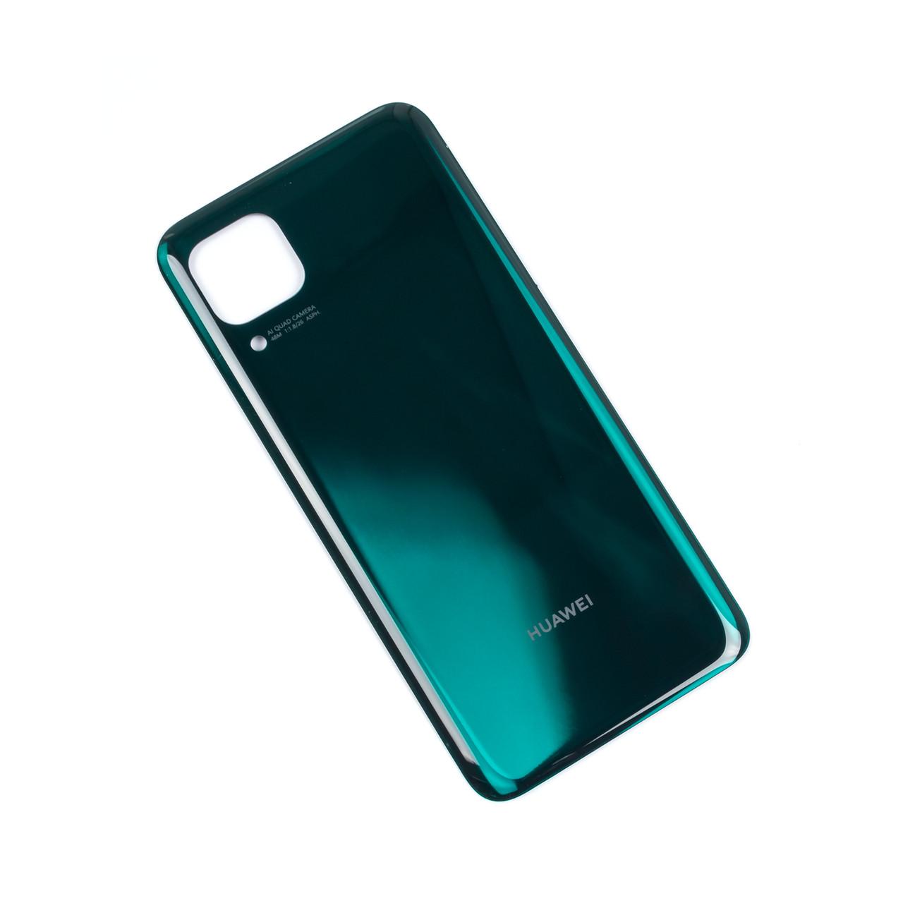 Задняя крышка HUAWEI P40 Lite (2020) зеленая