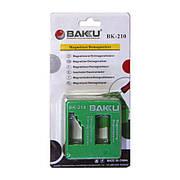 Намагничиватель-размагничиватель инструмента BAKU BK-210
