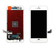 Дисплей APPLE iPhone 8 з білим тачскріном оригінал (TW)