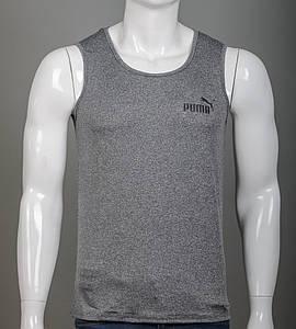 -Р- Майка мужская МУЛИНЕ Puma Серый (2108к), XL