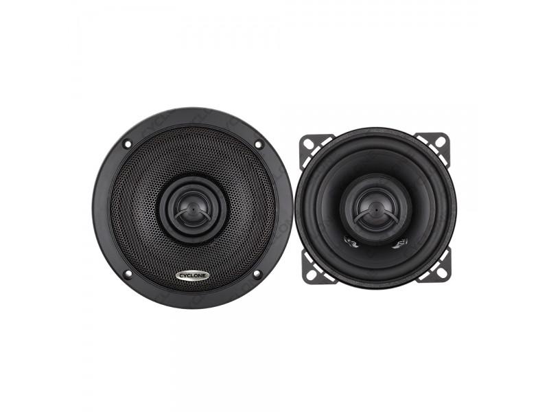 """Автомобільна акустика CYCLONE PX-102 (4"""", 80W, 2 динаміка, гарантія до установки)"""