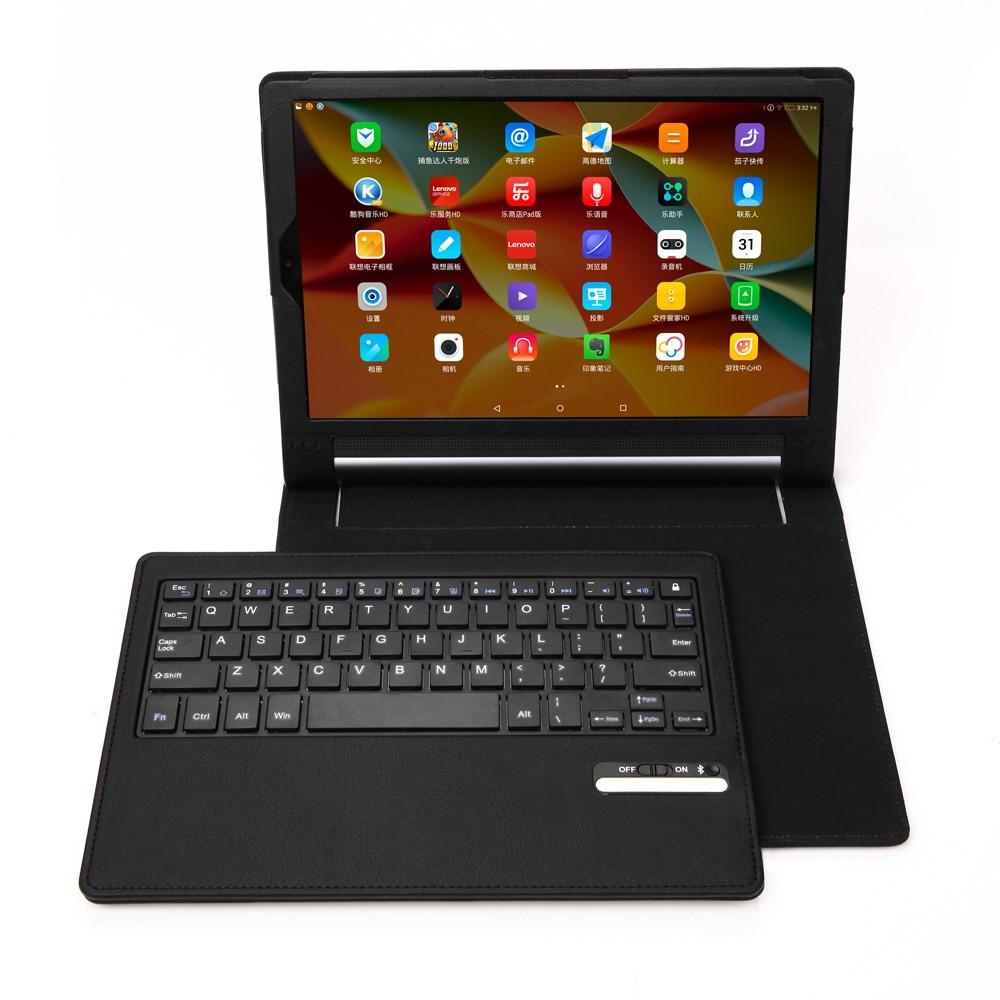 Чехол клавиатура Bluetooth для Lenovo Yoga Tab 3 Pro 10.1 черный