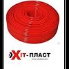 Ecoplastics труба для теплого пола д.16х2.0 кр.с кислородным барьером (200)