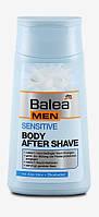 Balea MEN крем после бритья тела для чувствительной кожи Body After Shave sensitive 150мл