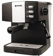Кофеварка эспрессо VITEK VT-1523 BK