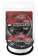 ПВА-сетка 7m 35mm на шпуле Energofish Carp Expert PVA Refill Hexa Mesh Fast (30141735)