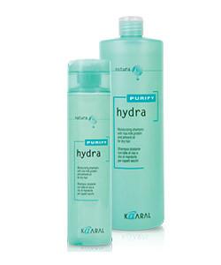Kaaral Hydra Shampoo Увлажняющий шампунь 1000 мл.