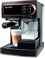 Кофеварка эспрессо VITEK VT-1516BN