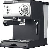Кофеварка эспрессо VITEK VT-1511 BK