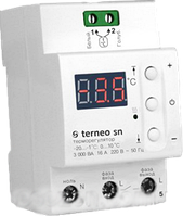 Терморегулятор DS Electronics Terneo sneg