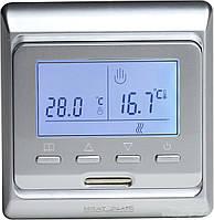 Терморегулятор M6.716 Silver (Heat Plus)