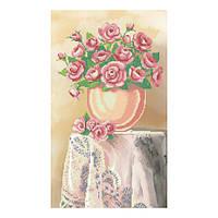 """Схема для вышивки бисером """"Букет роз"""""""