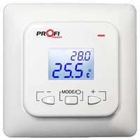 Терморегулятор з датчиком температури підлоги S01 Profi Therm EX01 (profithermex01)