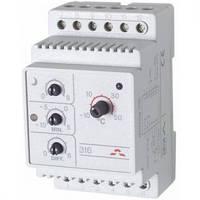 Терморегулятор электронный Devireg 316 (140F 1075)