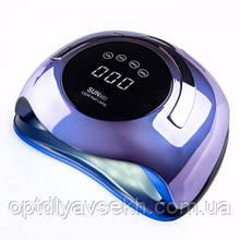 Лампа - SUN BQ5T  Chrome, 120 Вт. Фиолетовый