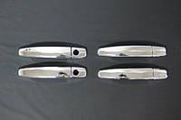 Opel Antara Накладки на ручки хромовые