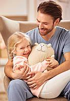 Іграшка-подушка «Мила овечка» L. OVE, фото 1