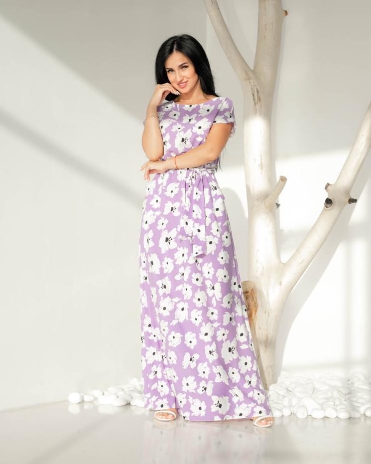 """Красивое  длинное платье """"363""""  Размеры 44-46,48-50,52-54."""