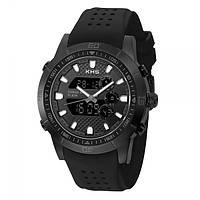 Часы KHS Striker MK II Silicone Black