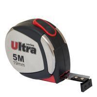 Рулетка магнітна, нейлонове покриття 5м×19мм ULTRA (3822052)