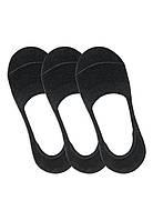 SO110 Шкарпетки-невидимки, три пари, розмір 36-38, фото 1