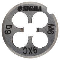 Плашка М6×1,0 мм SIGMA (1604171)