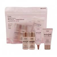 Etude House Moistfull Intense Skin Care Kit Collagen Набір зволожуючих засобів з колагеном